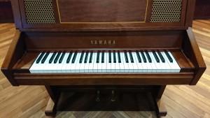 チェレスタ鍵盤