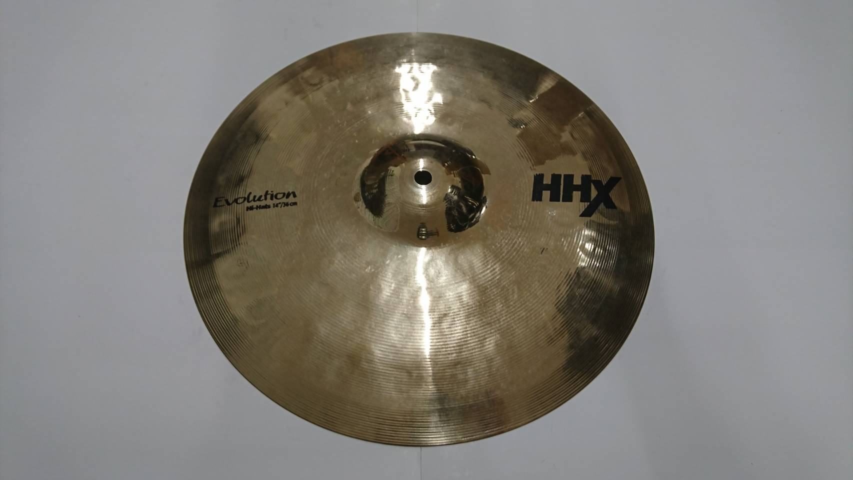 ハイハット・シンバル/HHX-14TEV,BEV